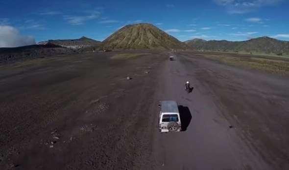 Gambar lokasi wisata alam tersembunyi gunung bromo
