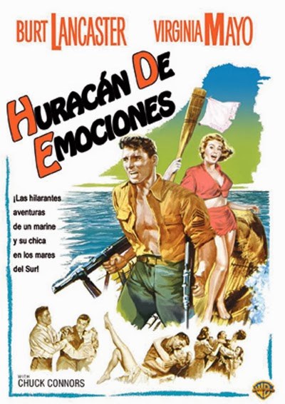 Huracán de emociones 1953 | Carátula