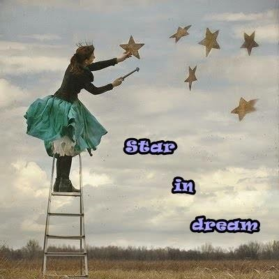 Star in dream