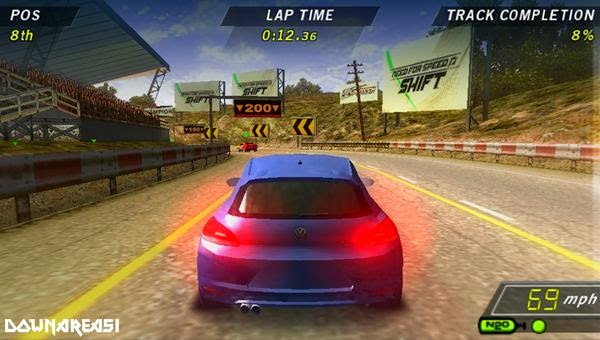 Need For Speed Shift PSP ISO - Download Game PS1 PSP Roms ...