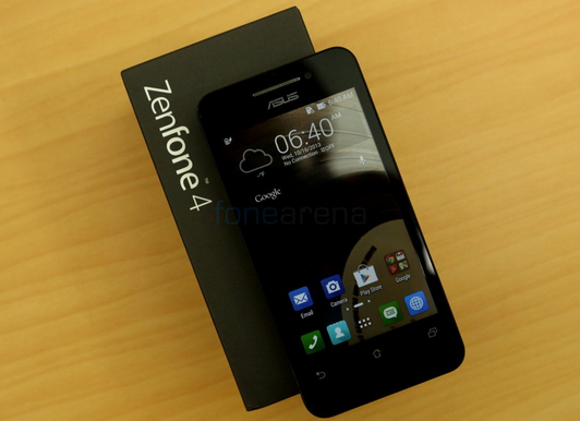 Download Firmware ASUS ZenFone 4