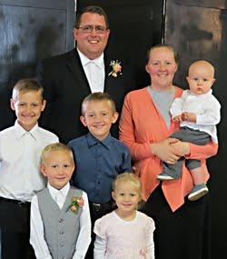 Randy and Joy Albertson Family