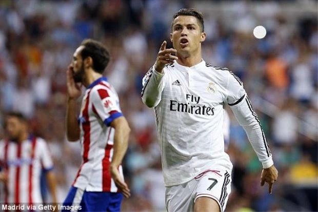 Cristiano Ronaldo Tuntut Gaji 500 000 RM2 6 juta Seminggu Untuk Ke EPL