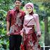 Kreasi Baju Muslim Couple Model Terbaru 2015
