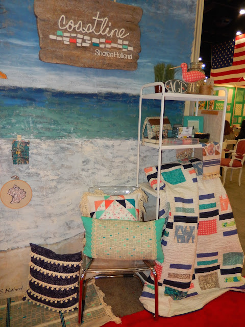 Coastline by Sharon Holland for Art Gallery Fabrics @ Quilting Mod