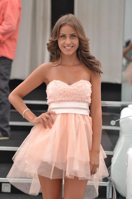 Iuliana Doroftei - Miss Plaja 2012