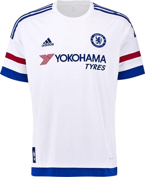 51c440540f Adidas divulga as novas camisas do Chelsea - Show de Camisas