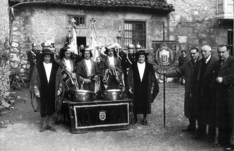 TROMPETEROS Y TIMBALEROS DE BURGOS
