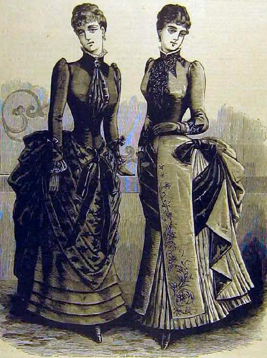 The dark victorian an overview of historical fashion