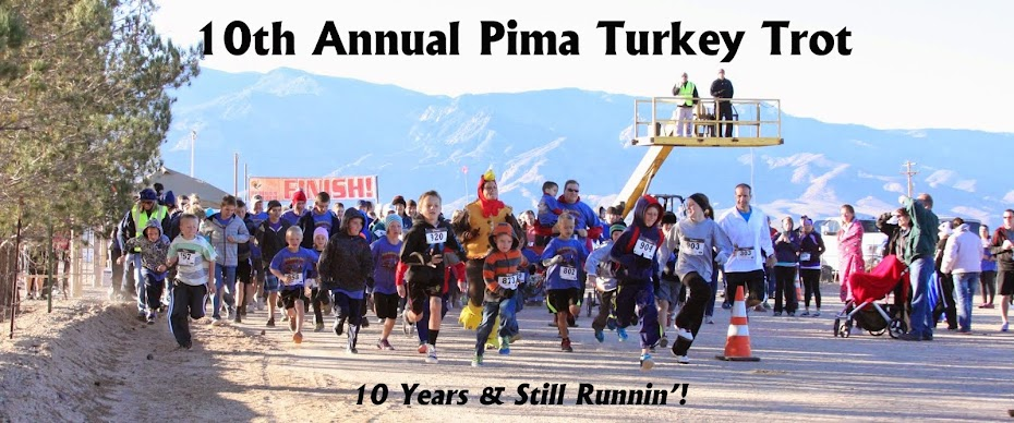 10th Annual Pima Turkey Trot
