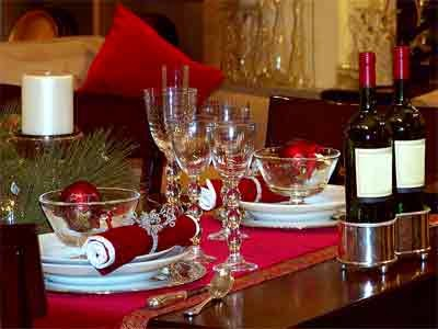 comidas y cenas de Navidad producen acidez estomacal