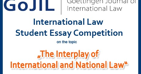 International law essay