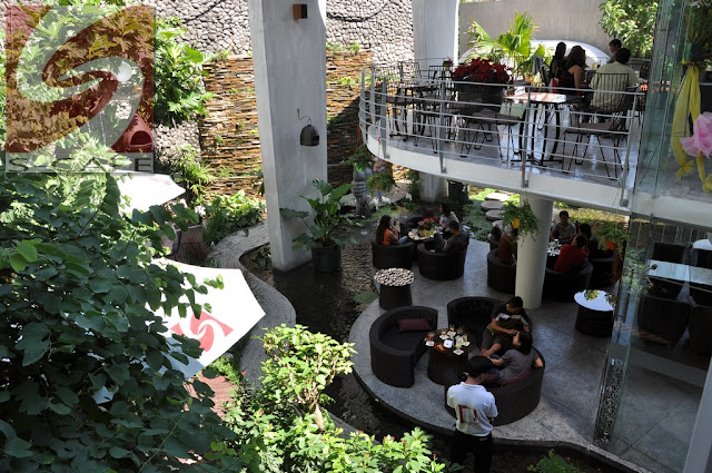 S Cafe - Những quán cafe sân vườn đẹp tại Sài Gòn