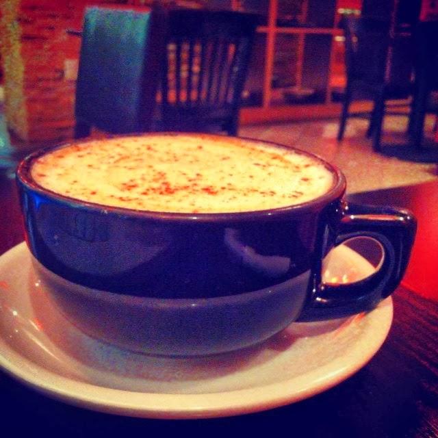 Bourbon Coffee in Cambridge, MA | The Economical Eater