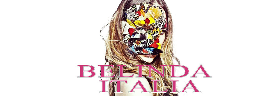 BELINDA ITALIA | 1° FansClub ufficiale in Italia!