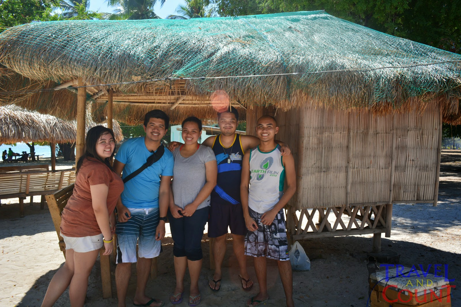 Overnight Stay at Potipot Island Zambales