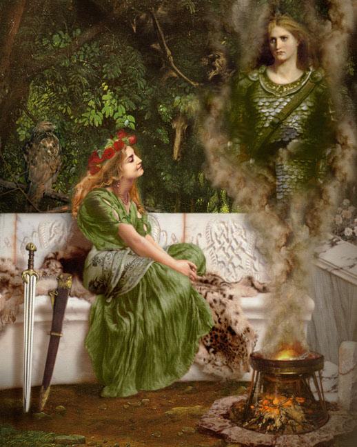 Resultado de imagen de druidesa