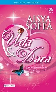 Uda Dan Dara - Novel Terbaru Aisya Sofea | sinopsis | review |