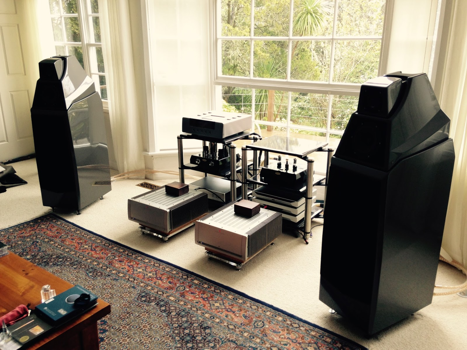 Cool Looking Speakers the vinyl anachronist: october 2015