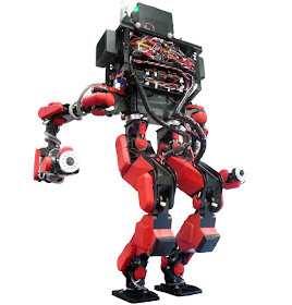 Japanese DARPA Grand Robotics Challenge Competitor SCHAFT Looks To Showcase Its Powerful Motor Technology