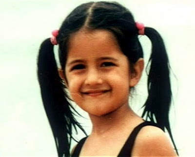 I am Fake Beliebers: Katrina Kaif Childhood Pictures