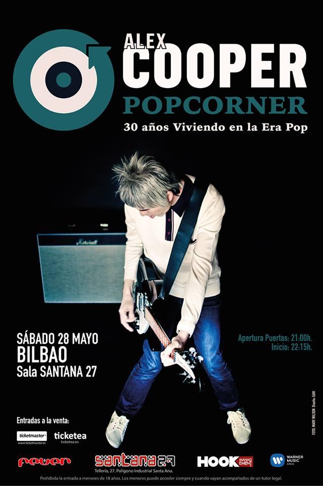 RECOMENDACIÓN!!! - 28/05/16<br> Fever - Bilbao