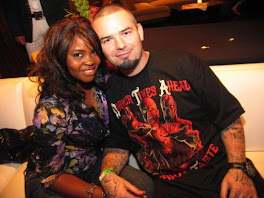 Paul Wall and lovely wife Crystal