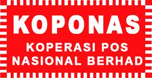 Jawatan Kosong di Koperasi Pos Nasional Berhad (KOPONAS)