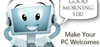 How To Make your Computer Welcome You