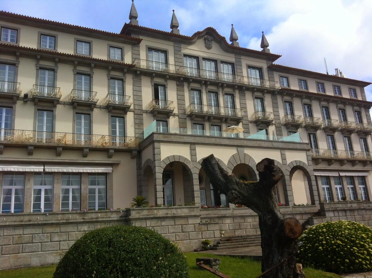 Fernando Gomes, Coordenador da Comissão Trabalhadores das Pousadas Portugal visita a Pousada Monte de Santa Luzia