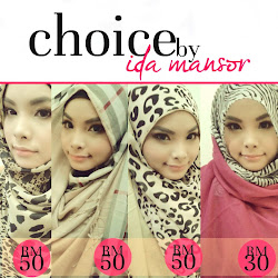 Choice by ida mansor