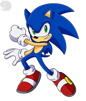 sonic speed the hedgehog