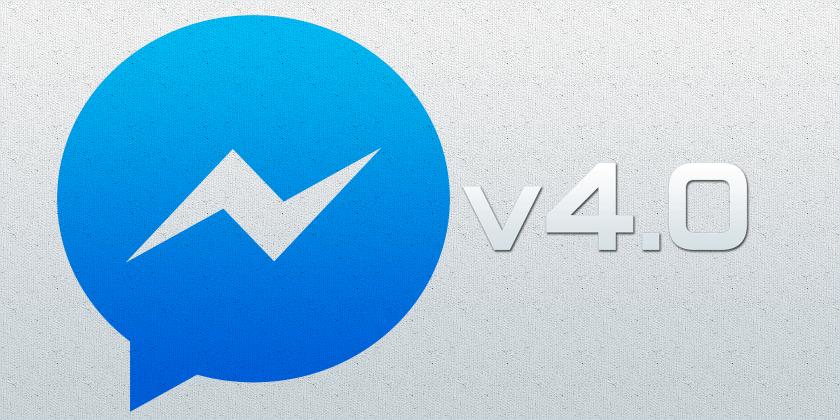 Facebook messenger new version 2014 Download