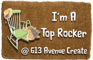 Top Rocker at 613 Avenue Create Challenge Blog