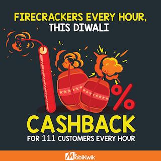 mobikwik diwali recharge offer