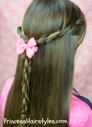 Easy Princess Hairstyles | Natural Hairstyles & Haircuts 2015