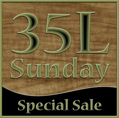35L Sunday Sales