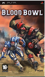 BLOOD BOWL PSP