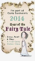 Year of the Fairy Tale/Carla Sonheim