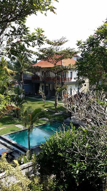 Vistas en el Hotel Pering Bungalow - Ubud, Bali