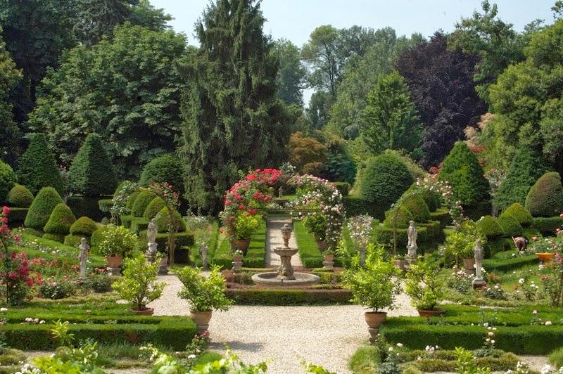 Hortibus palais et jardins d 39 italie visites privees for Jardin d italie chateauroux