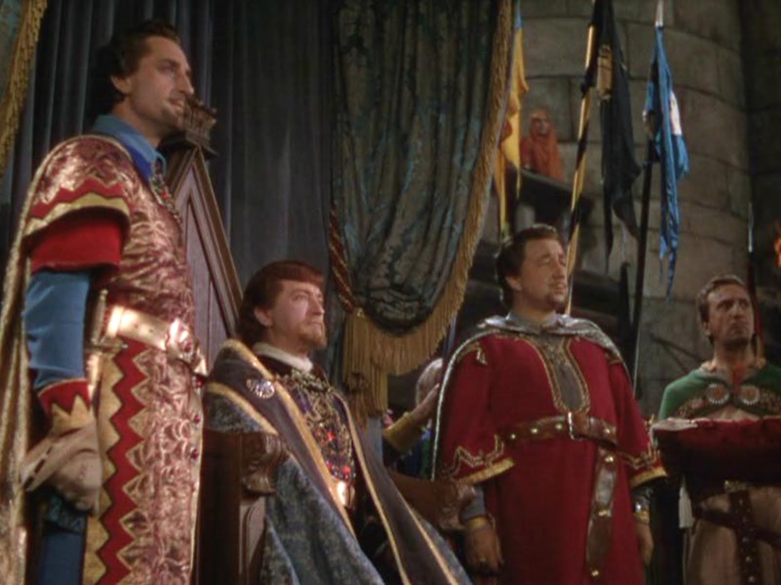 a march through film history adventures of robin hood