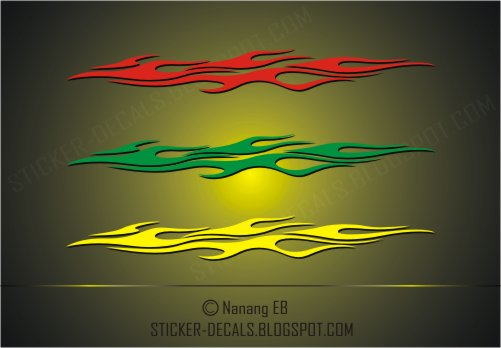 tribal stickers decal for decals design used decal stickers the can be stickers as and of