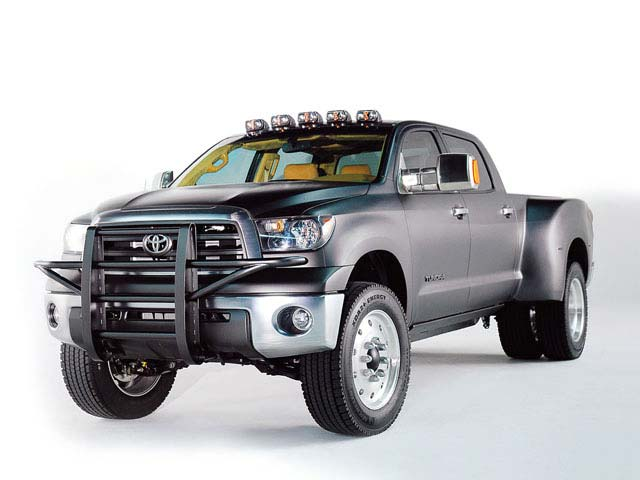 2008 Toyota Tundra Car Pictures