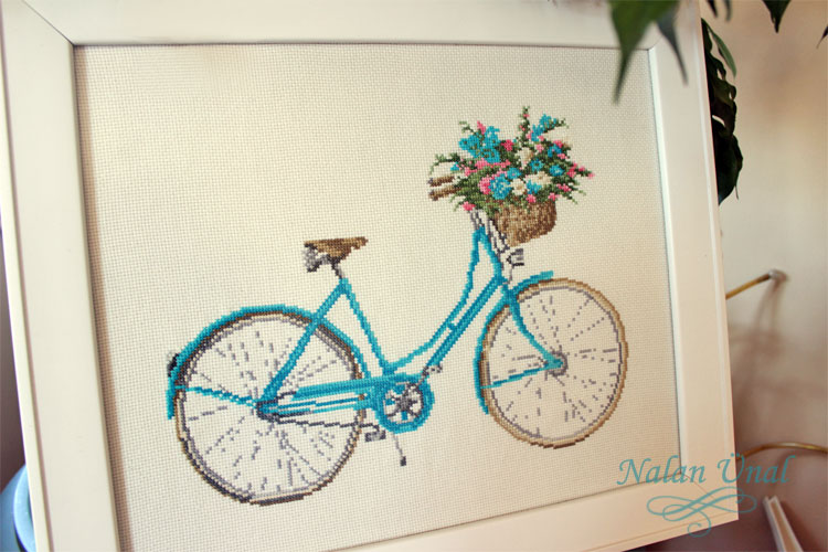 çarpıişi bisiklet