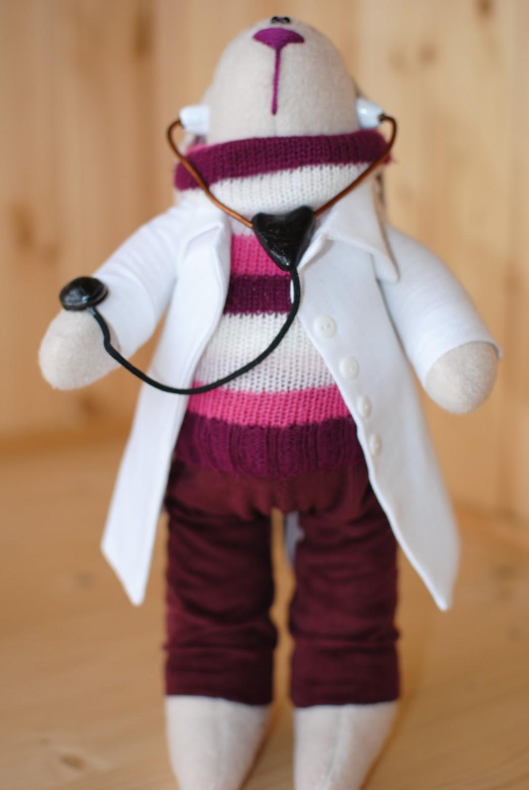 зайка доктор