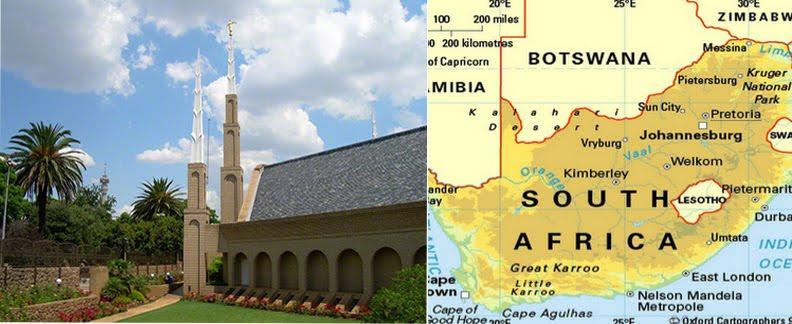 Johannesburg South Africa ~Temple~