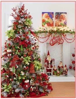 imagen de arboles de navidad.
