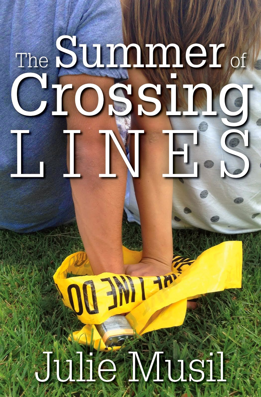 Available now! The Summer of Crossing Lines