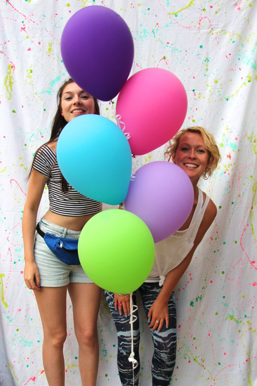 balloons Photo Booth